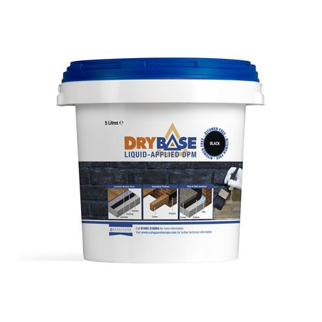 Drybase Liquid Applied DPM 5L : 44.190000